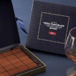 ロイズの生チョコレートビターは、ブランデーの香りで優雅な気持ちにさせてくれる大人の味。