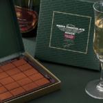 ロイズの生チョコレートシャンパンは、銘酒のフルーティさとミルクチョコレートの組み合わせがいい!