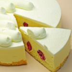木かげ茶屋のレアチーズケーキ、ブランは見た目も味も上質!お誕生日や贈り物にぴったりです。