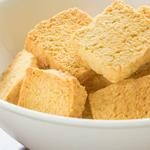 十二堂の、体にやさしい豆乳おからクッキーは無添加!ダイエット中の方もお子様にもどうぞ!
