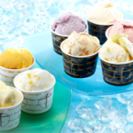 さすが銀座千疋屋!果物専門店ならではの銀座プレミアムアイス&ソルベは一年中美味しい!