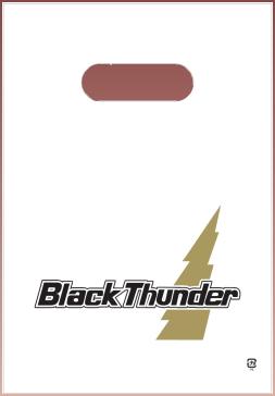 ラ・ブラックサンダー ミニバー袋